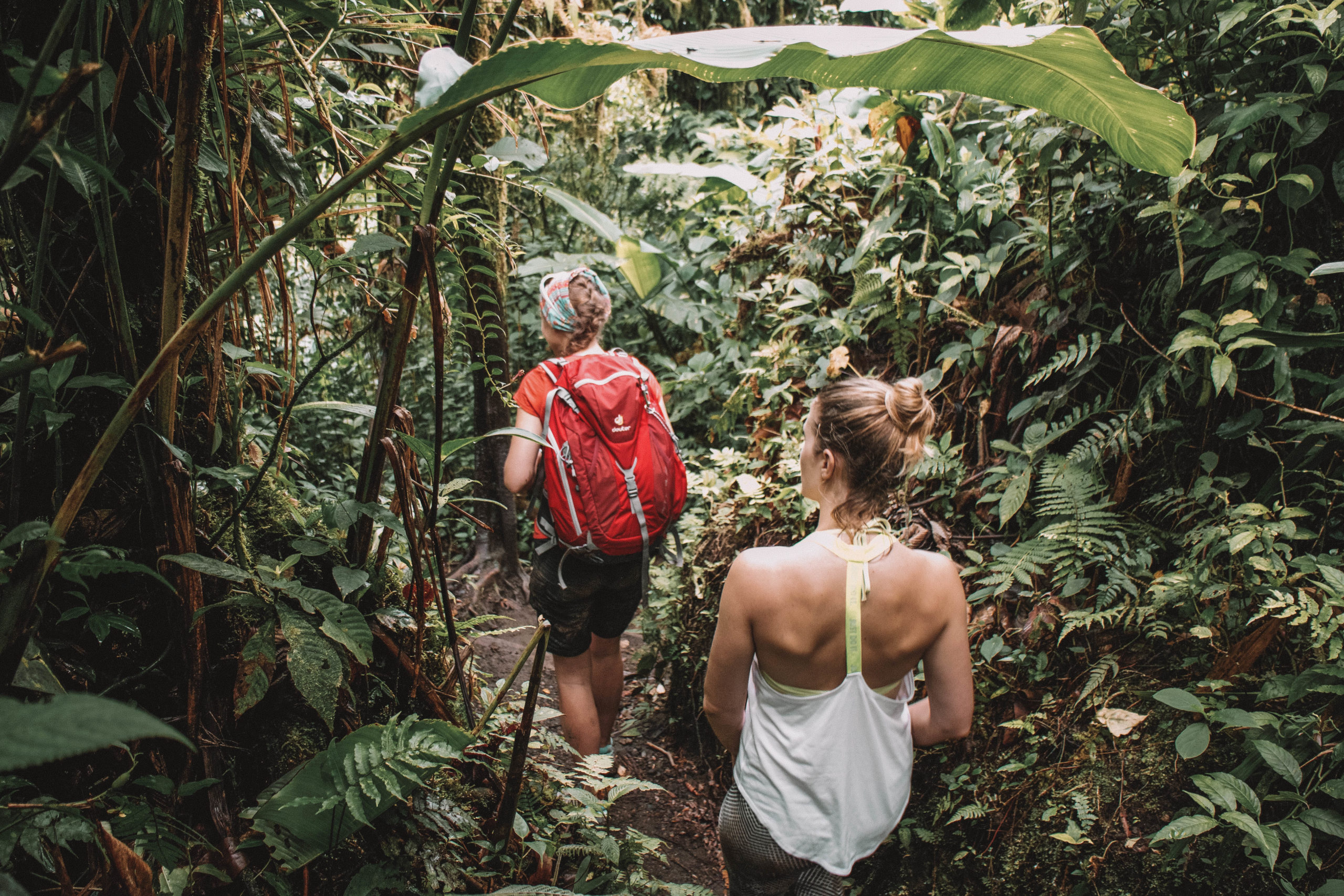 COSTA RICA // 24 HOURS IN ARENAL