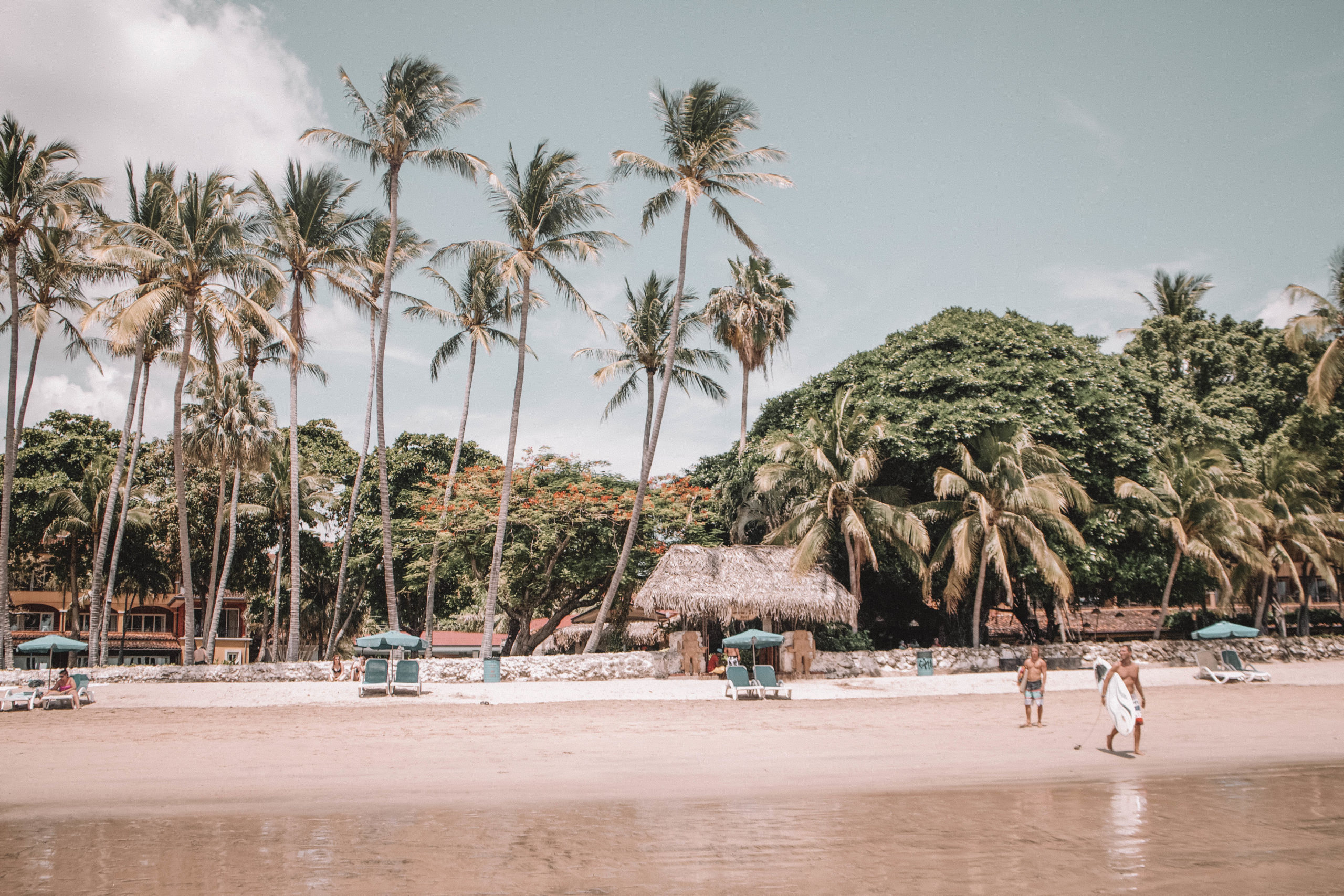 24 HOURS IN TAMARINDO // COSTA RICA EDIT