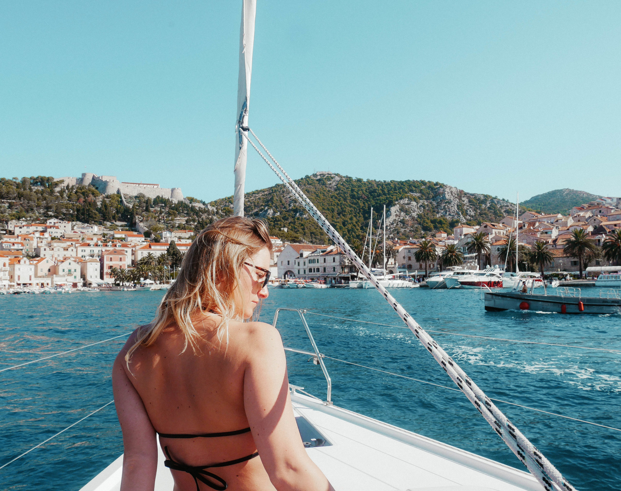 SAILING IN CROATIA // 5 ISLANDS YOU MUST VISIT