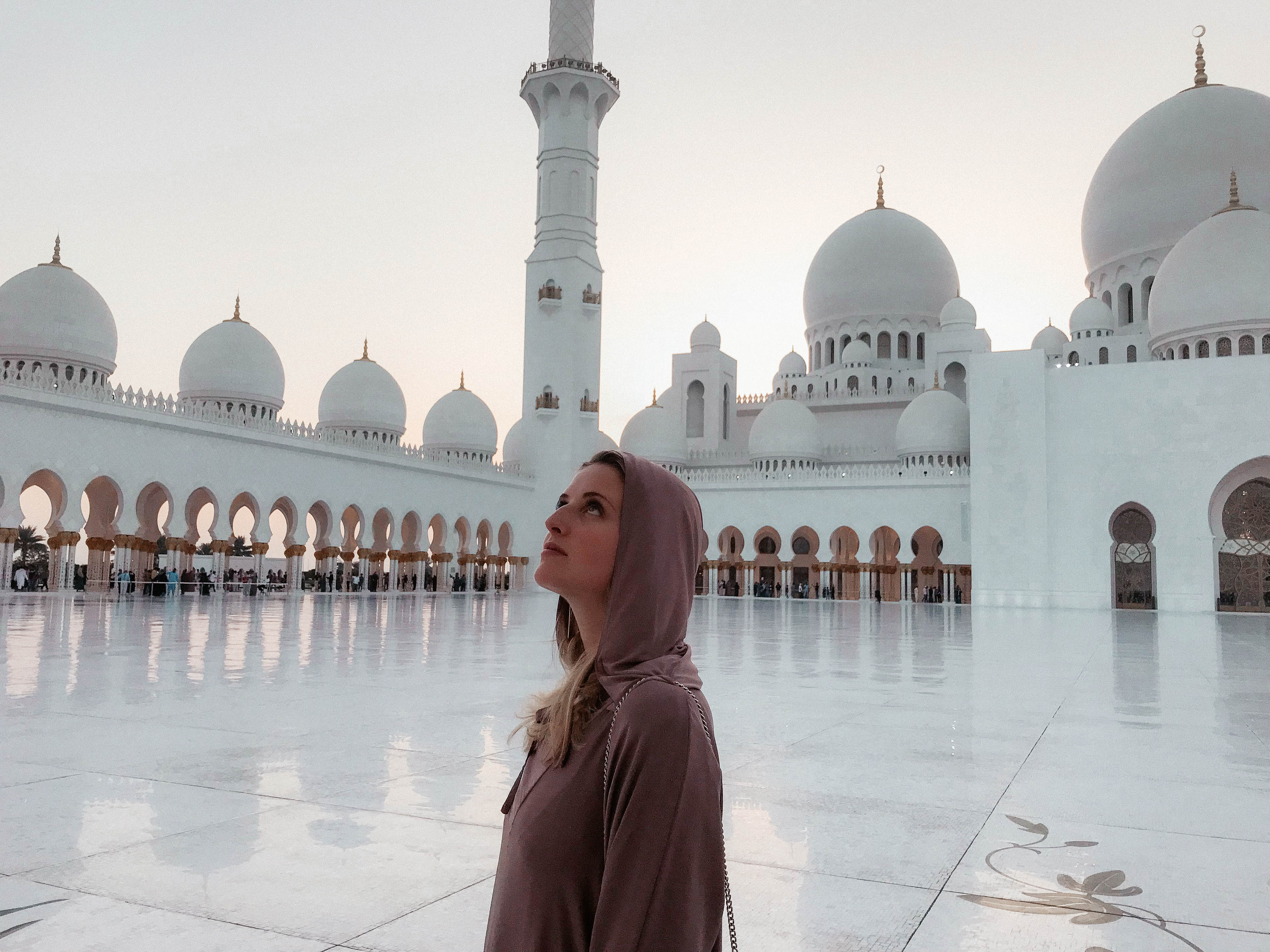 48 HOURS IN ABU DHABI // FLIGHT ATTENDANT LAYOVER