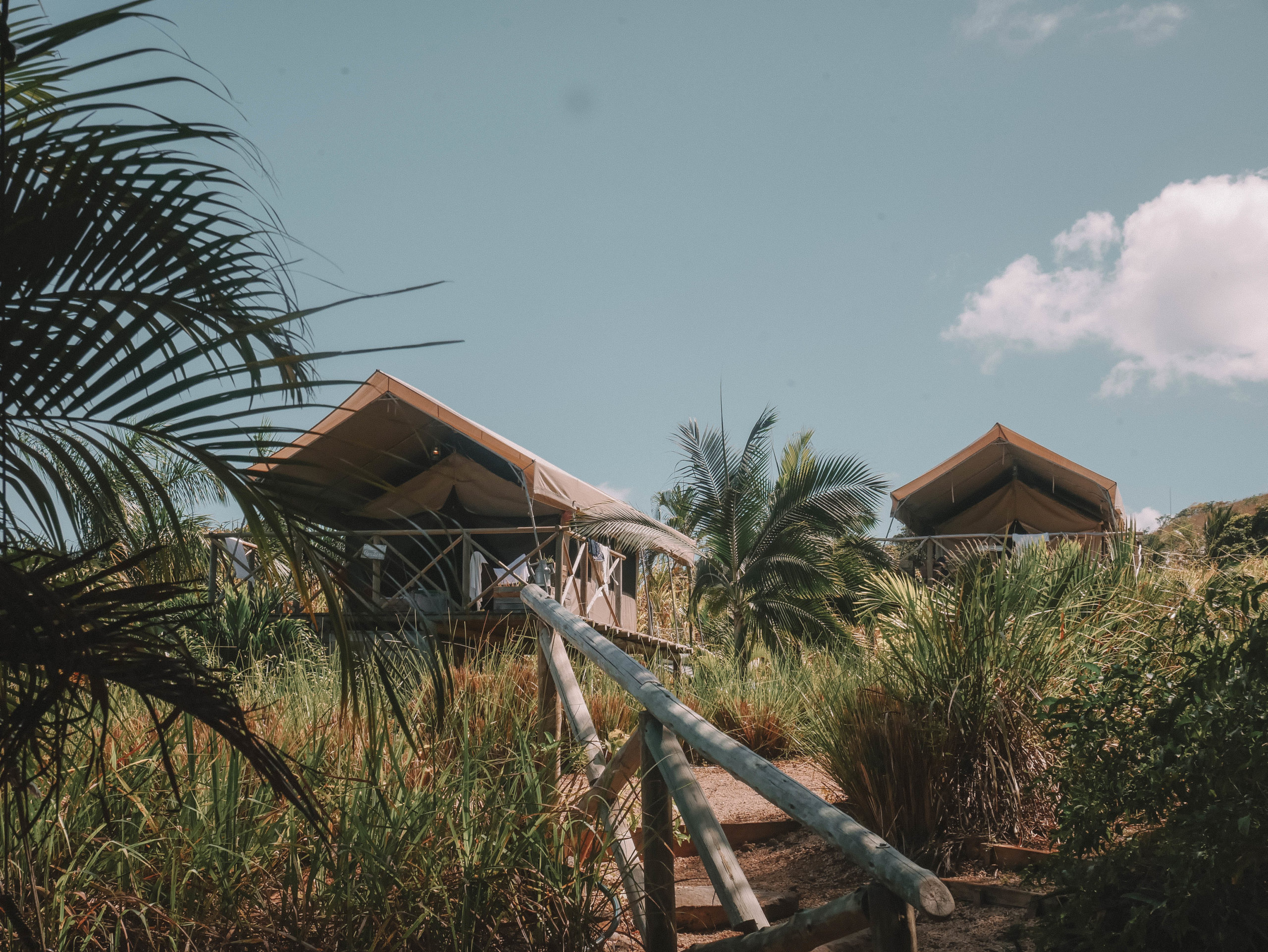 BUCKET LIST ACCOMMODATION AT OTENTIC ECO CAMP SITE // MAURITIUS