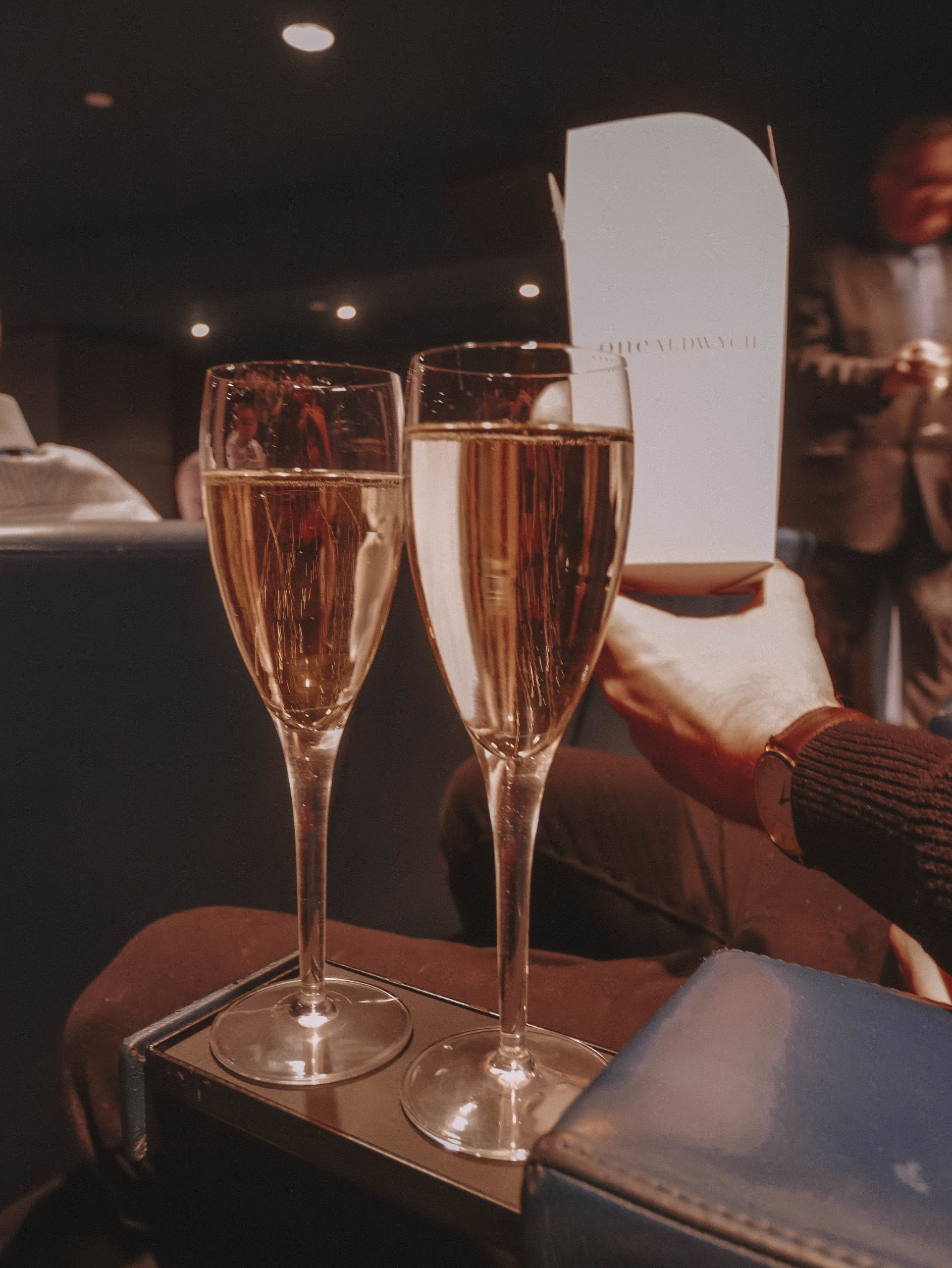 THE PERFECT LONDON VALENTINES DATE NIGHT