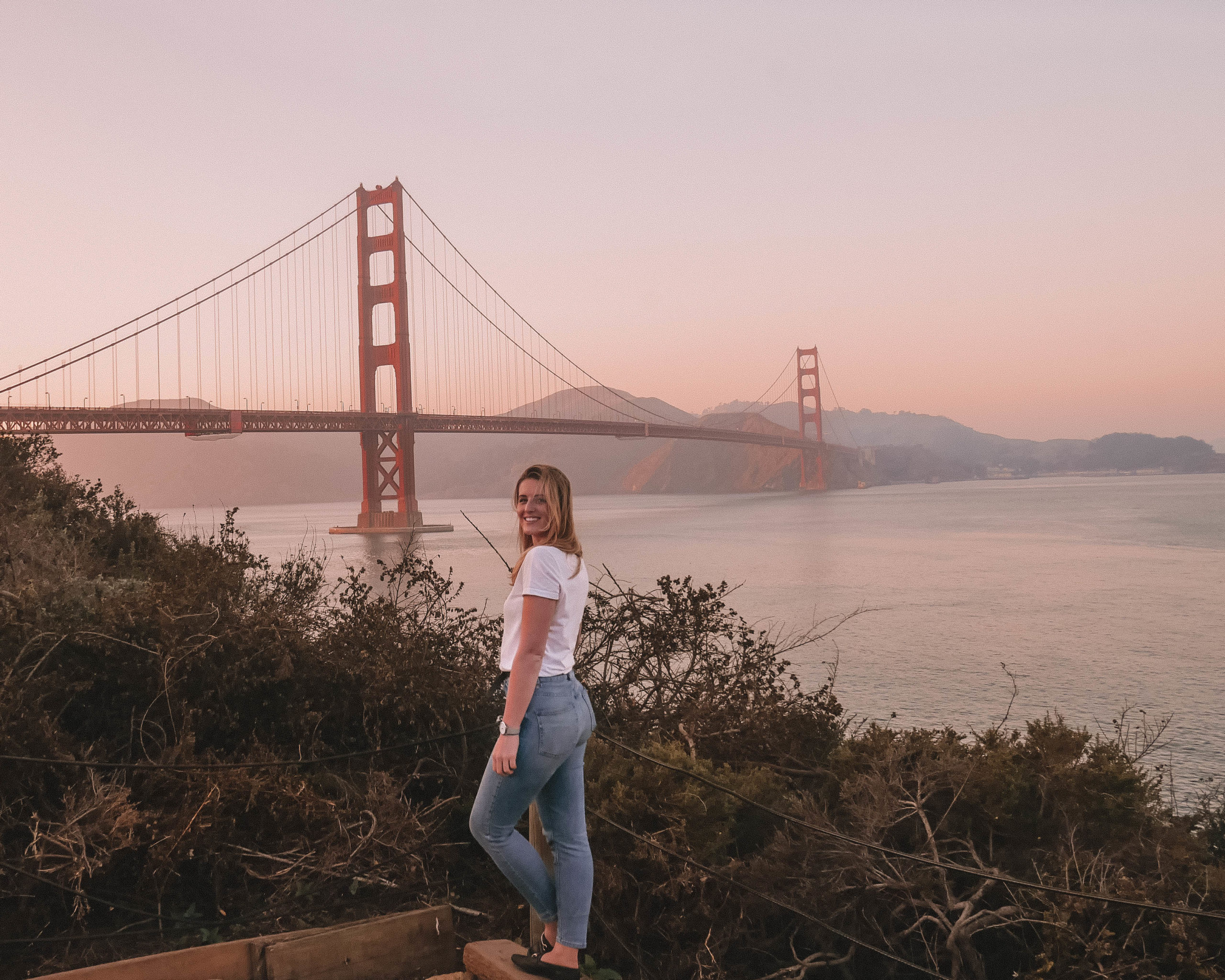 ROAD TRIP // SAN FRANCISCO + YOSEMITE CABIN CREW LAYOVER