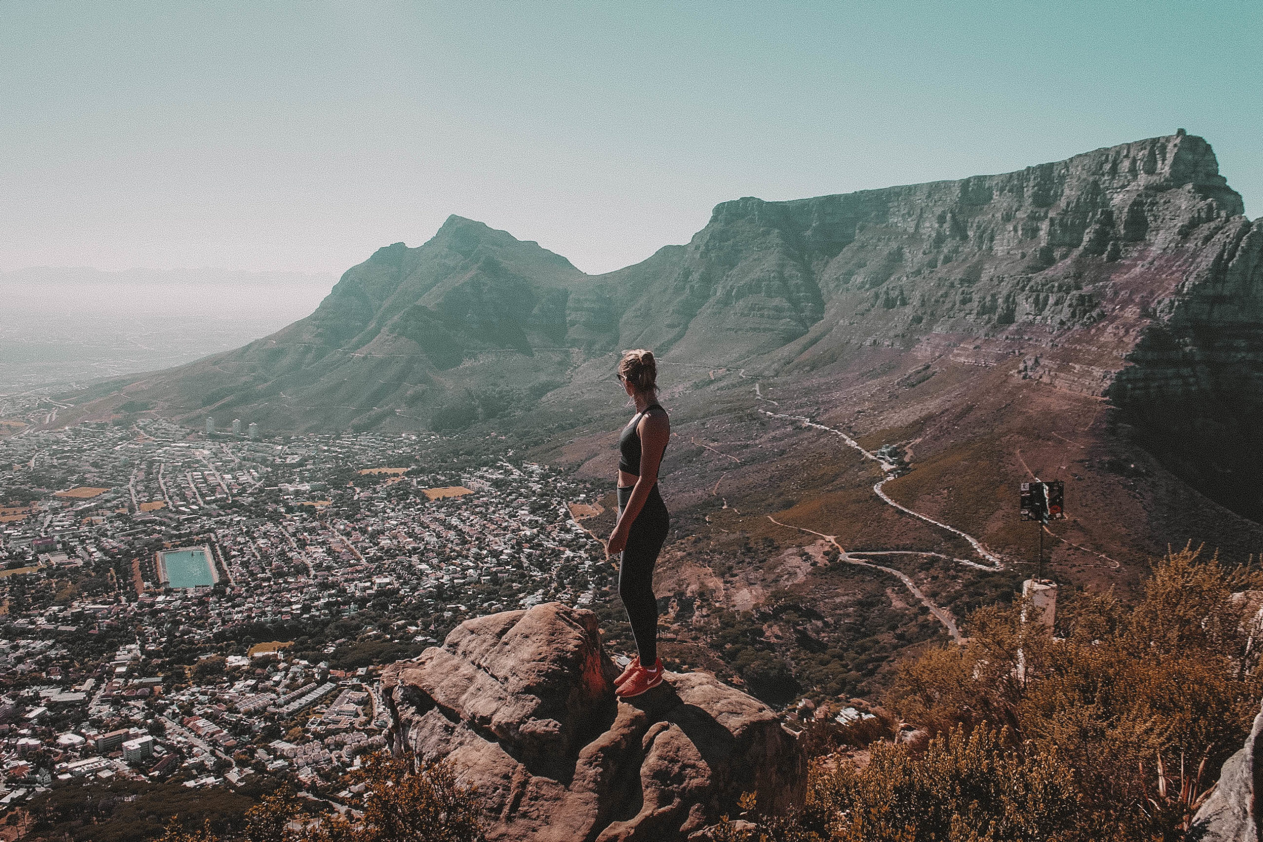 FLIGHT ATTENDANT LAYOVER IN CAPE TOWN // 48 HOUR GUIDE
