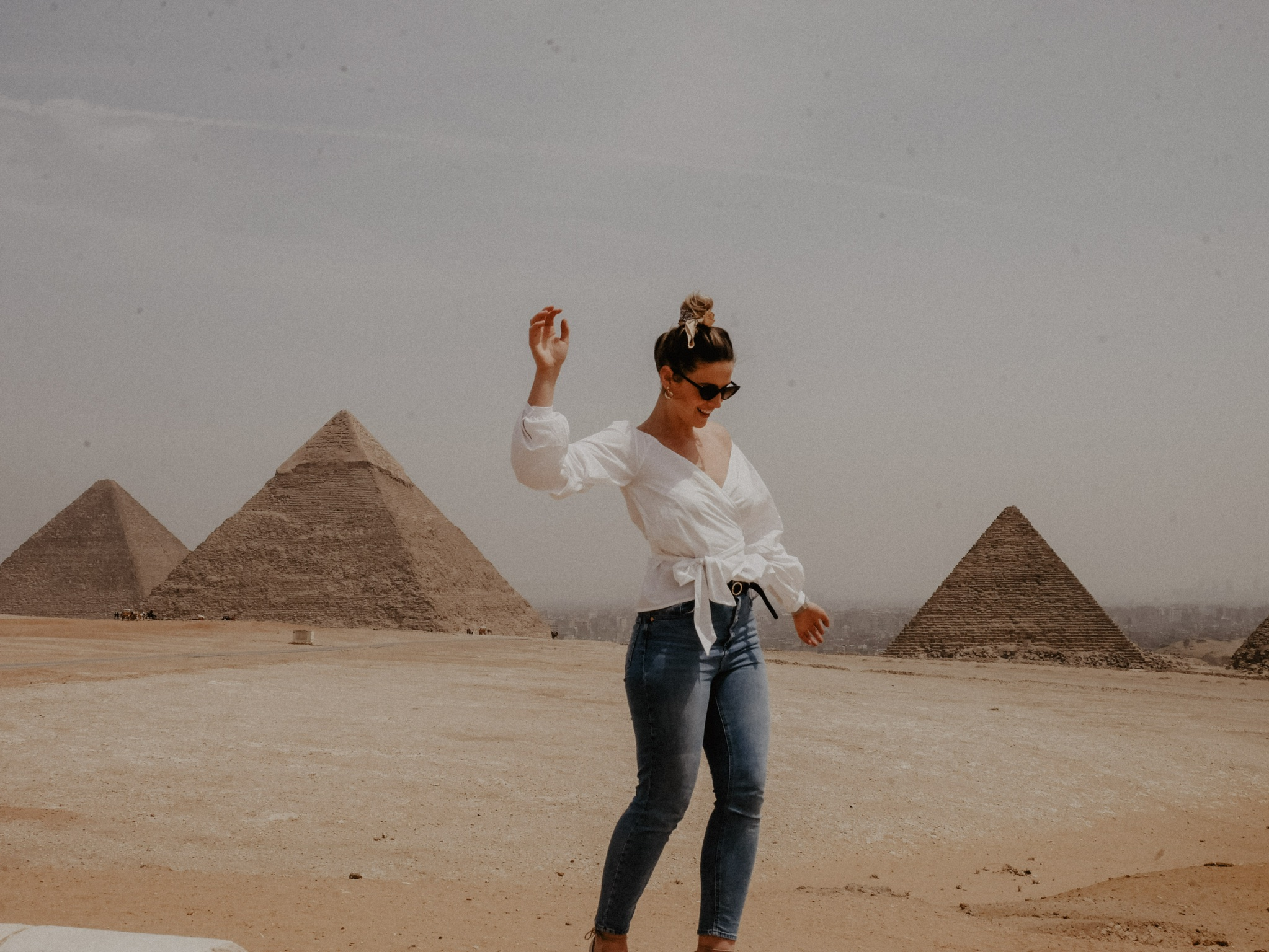 CAIRO FLIGHT ATTENDANT LAYOVER // 48 HOURS IN EGYPT
