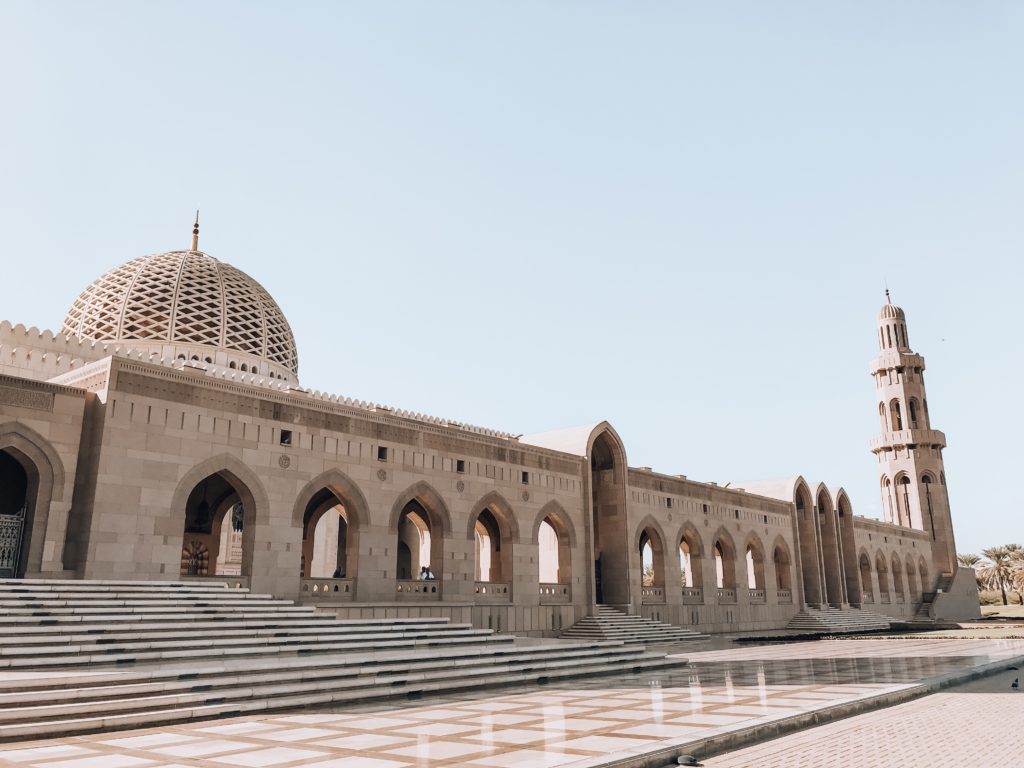 MUSCAT // OMAN TRAVEL GUIDE