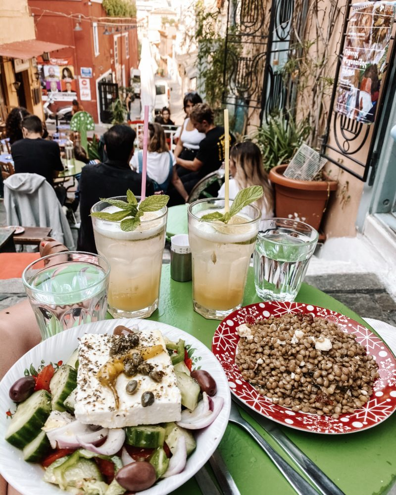 ATHENS FOOD & RESTAURANT GUIDE