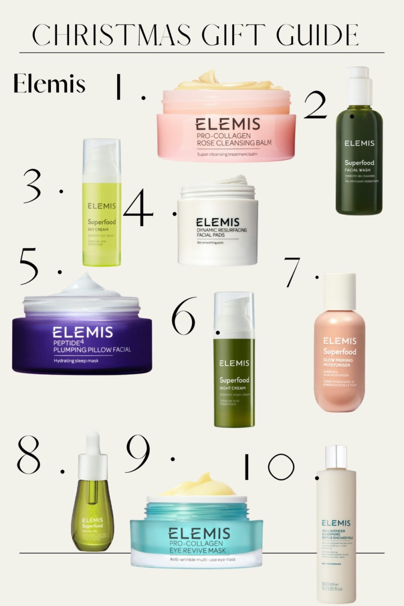TOP 10 ELEMIS PRODUCTS BLACK FRIDAY SALE