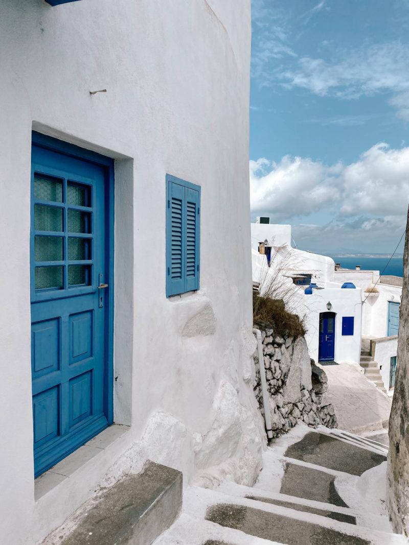 A GREEK ISLAND GETAWAY TO NISYROS